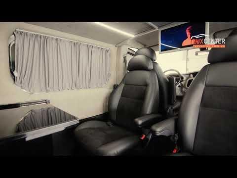 Переоборудование микроавтобуса Renault Trafic
