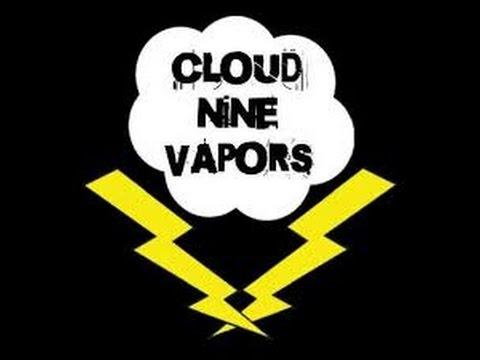 Cloud Nine Vapor | Entire Line | E-Juice Review