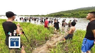 Lễ hội đánh cá cánh Đồng Hoa | VTC1