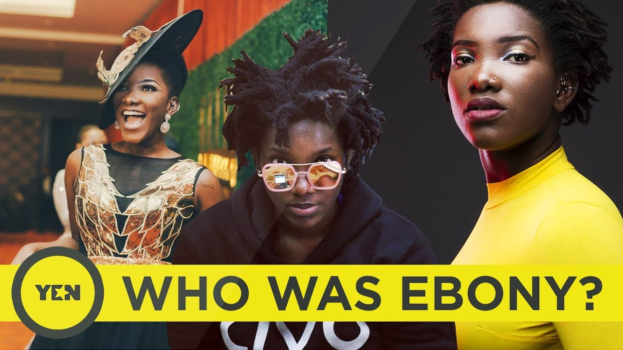 In Memory of Ebony Reigns - Ghana Top 5 | YEN.com.gh - YouTube