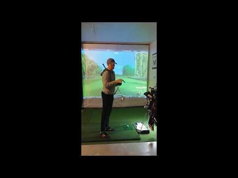 DIY Golf Simulator with OptiShot 2, under $1,000