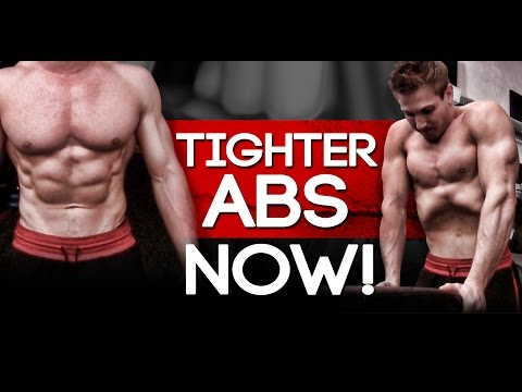 1 Easy Trick For TIGHTER ABS!
