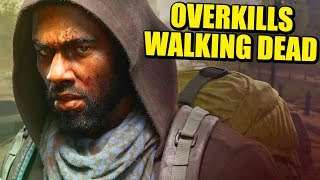 NUEVA MISIÓN, LA FAMILIA NOS RAIDEA - OVERKILL´S THE WALKING DEAD | Gameplay Español