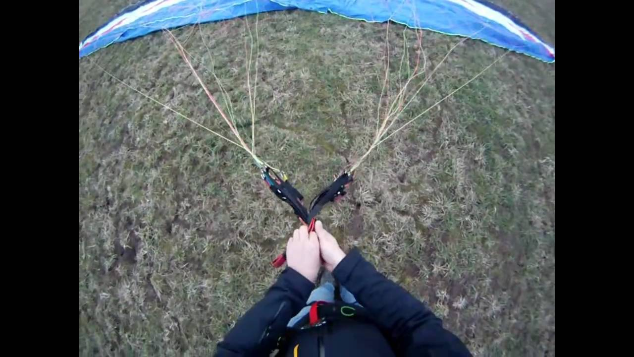 pictures How to Paraglide