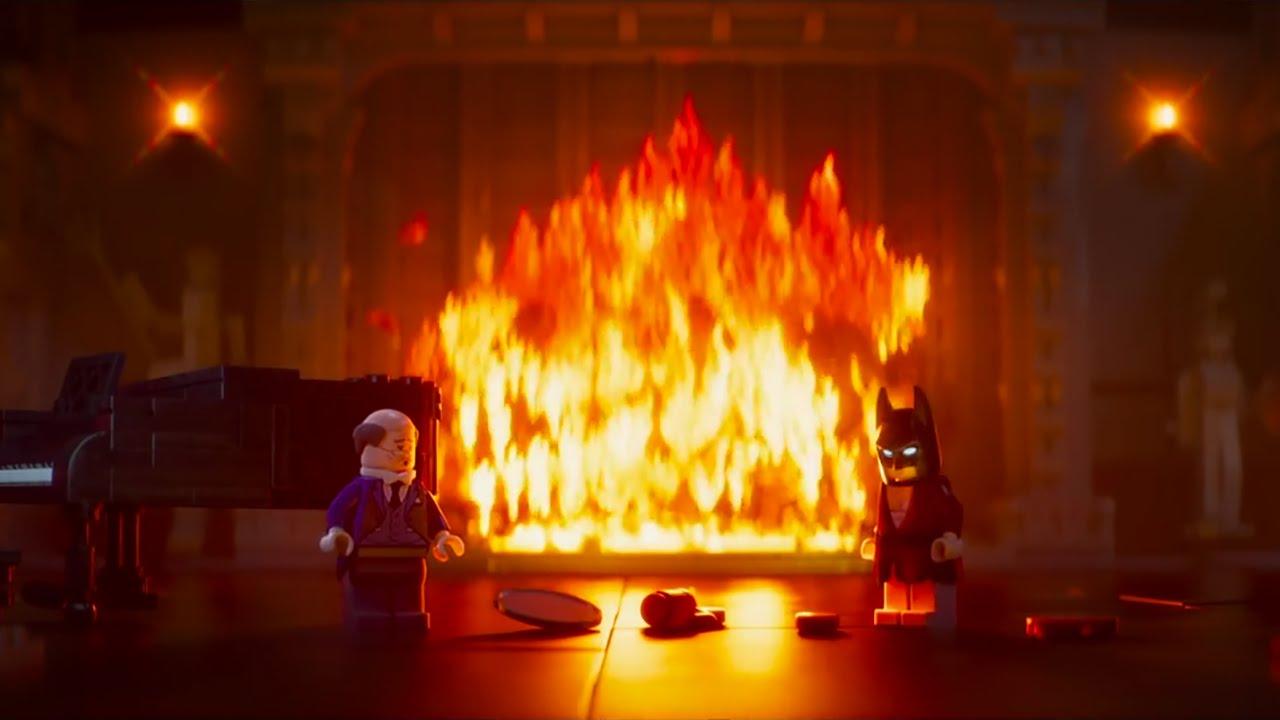 The LEGO Batman Movie - Wayne Manor Teaser Trailer [HD]