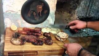 Food Presentation Serving Chopping Wooden Board