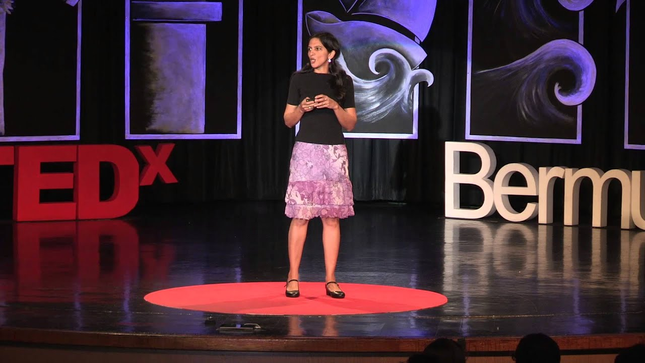 Taming the swarm - Collective Artificial Intelligence | Radhika Nagpal | TEDxBermuda