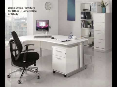 White Office Furniture - Momento White Office Furniture From Direct Office Supply Co