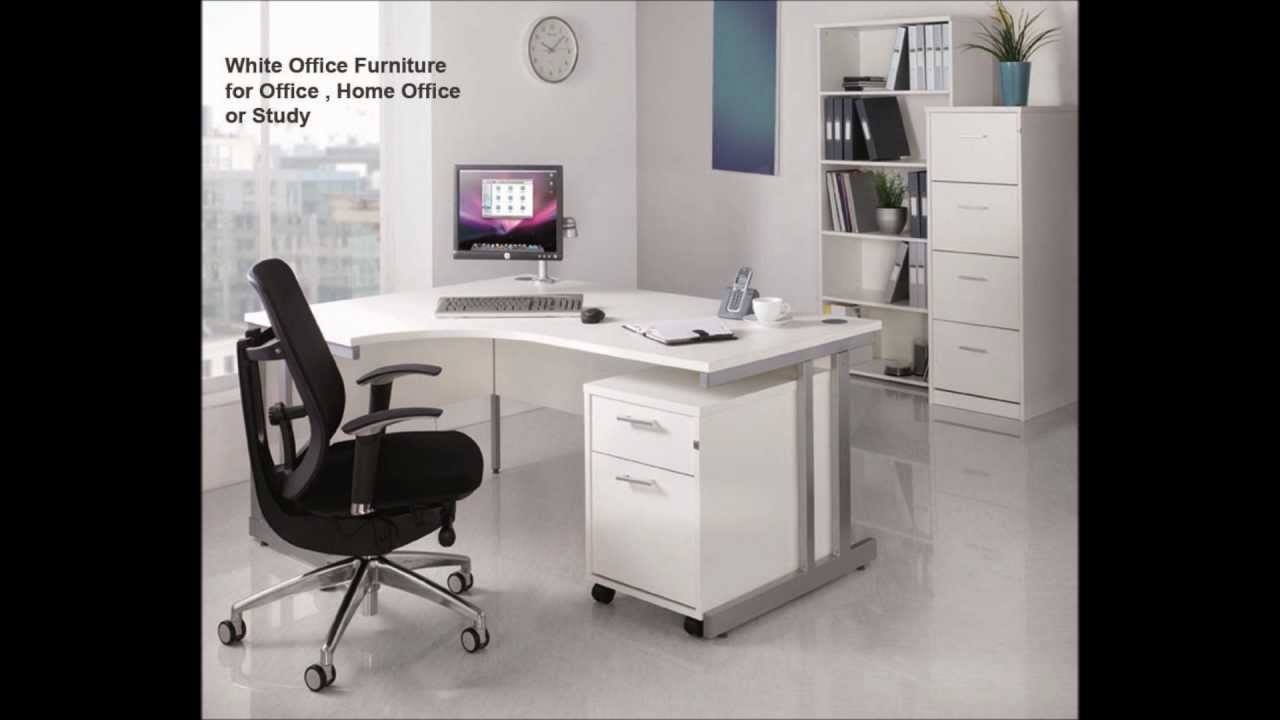white office furniture - momento white office furniture from
