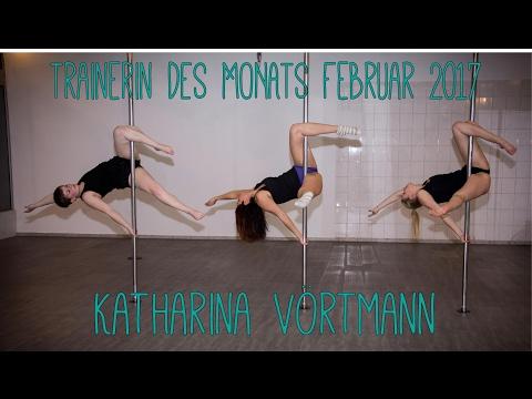 Pole Paradise, Katharina Vörtmann - SPOVE SPORT COMMUNITY: Teaser - Trainer des Monats Februar 2017