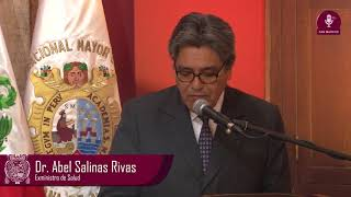 Tema:Doctor Honoris Causa a David Tejada de Rivero