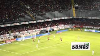 Veracruz vs Toluca 3-2 J14 Apertura 2015
