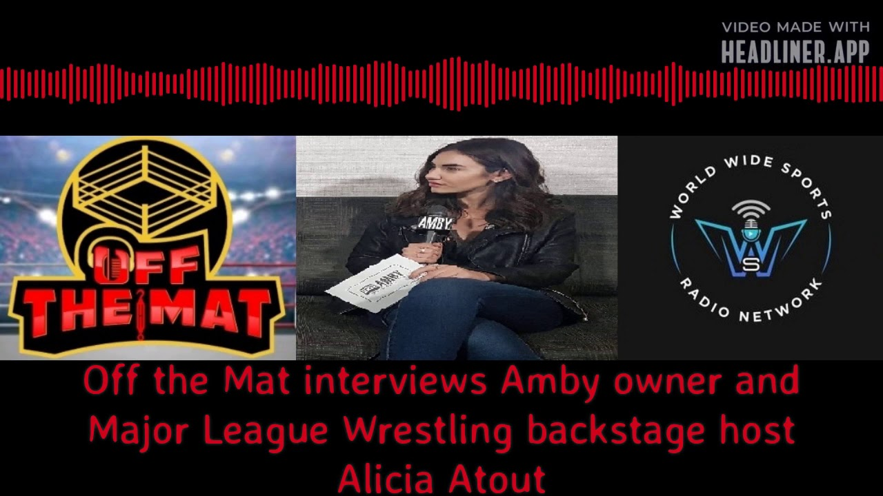 Alicia Atout Interview