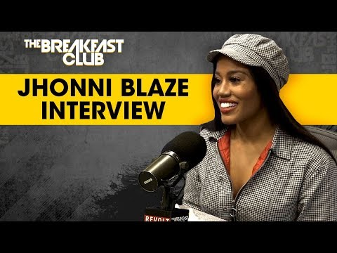 Jhonni Blaze Opens Up About Her Traumatic Youth, Drug Use, H