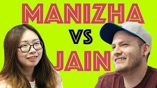 Jain vs Manizha: Foreigners react S01E02