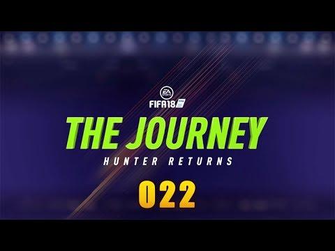 Atlético? Bayern? PSG? 🔥⚽ FIFA18 - The Journey 2: Hunter Returns #022 [Gameplay German┊Deutsch]