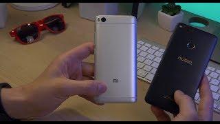 Xiaomi Mi5s или Nubia Z17 mini - Какой выбрать?