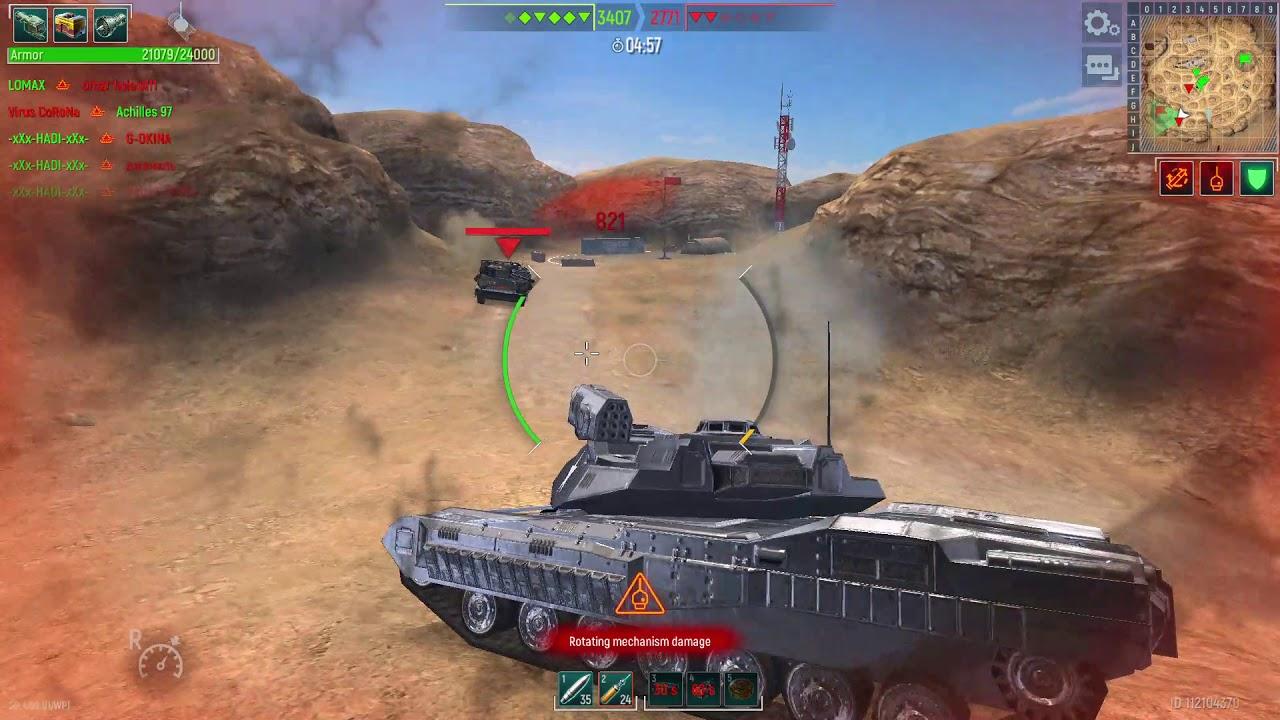 Tank Force 2020 12 06 04 21 55 Virus CoRoNa +G OKINA vs  xXx HADI xXx  + gledders