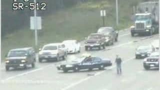 Officer Stops Rush Hour Traffic for Ducks Crossing