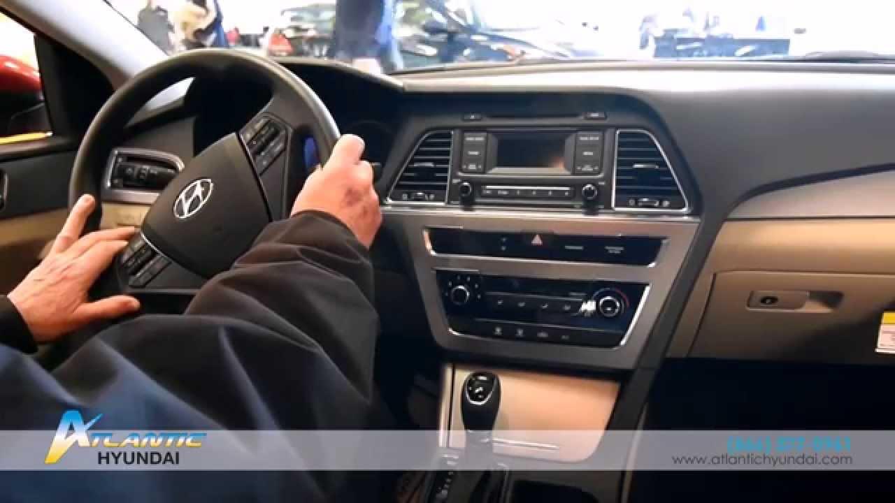 Hyundai Sonata: To set cruise control speed