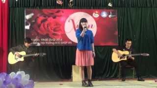 [Xuân bên em - CLB Guitar Sư phạm] - My Valentine