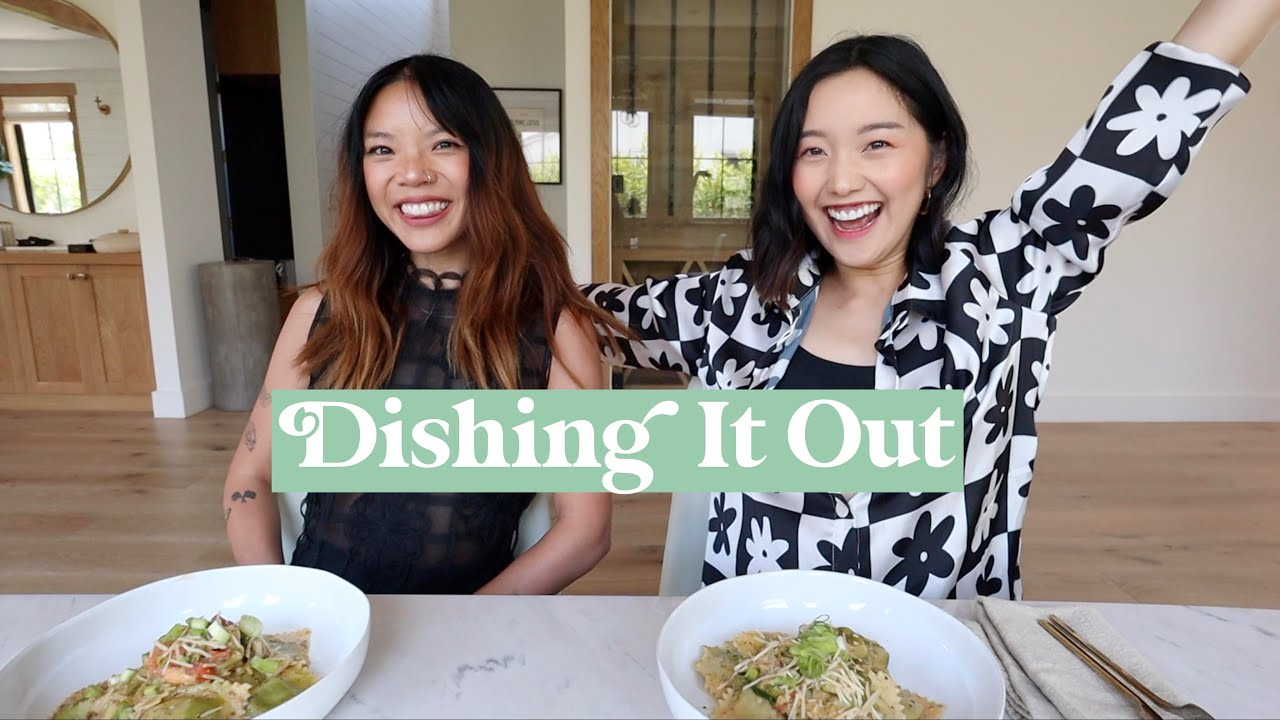 Dishing It Out | burn out + the end of eggie