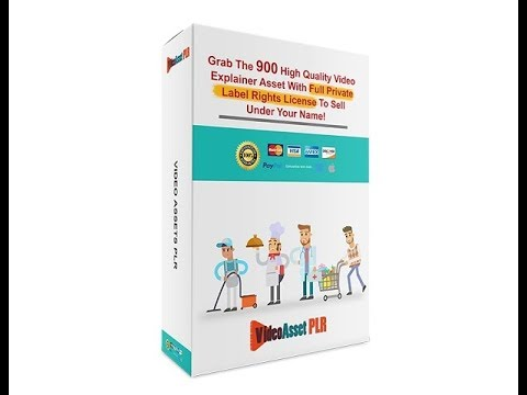 Video Explainer Assets PLR Review  Bonus   Get 69% All Online Traffic
