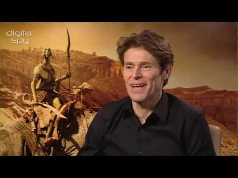 Willem Dafoe on SpiderMan reboot