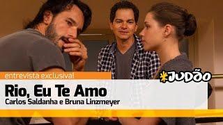 RIO, EU TE AMO | Entrevista Com Carlos Saldanha E Bruna Linzmeyer