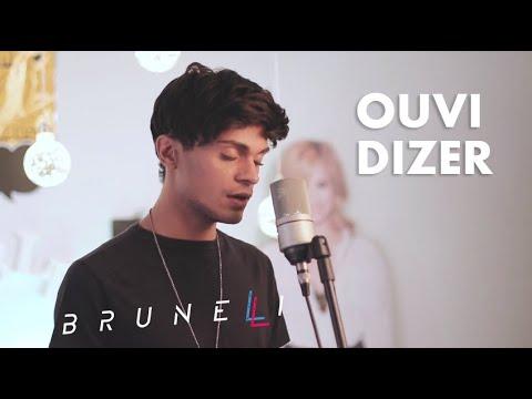 Melim - Ouvi Dizer Brunelli - Cover