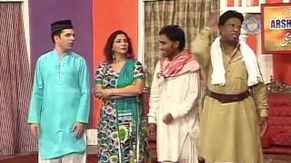 Amanat Chan, Abid Charlie and Abida Baig New Pakistani Stage Drama Full Comedy Clip