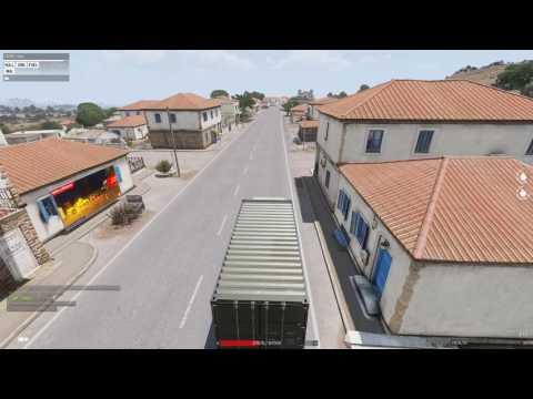 Grand Theft Arma - Flying Hemmet Box