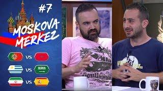 Dünya Kupası'nda 7. Gün: Portekiz-Fas, Uruguay-Suudi Arabistan, İran-İspanya | Moskova Merkez #7
