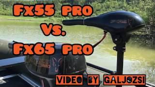 FX55 Pro vs FX65 Pro