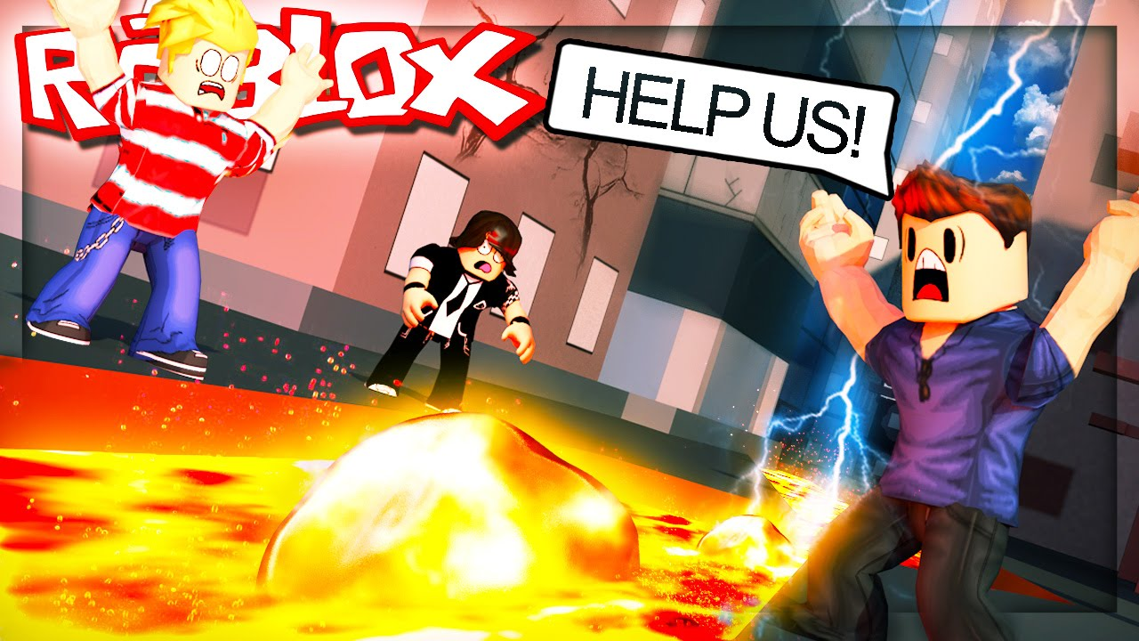 Can You Survive The End Of Roblox Youtube