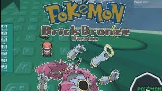 ROBLOX   Pokemon Brick Bronze   Alpha Version Gameplay and Battle Style   2011