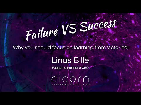 Failure VS Success - Why you should focus on learning from victories