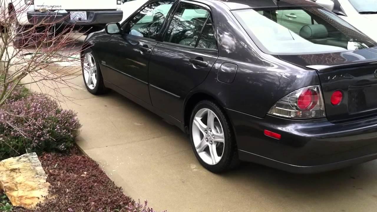 2003 Lexus Is300 28730