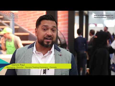 Saudi Franchise EXPO 2018 Post Show Video