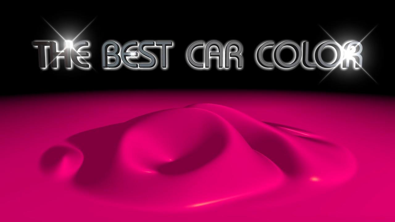 Demo Digital Visitenkarte The Best Car Color
