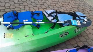 Tribe Perception 11.5' Kayaks
