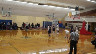 Women's Basketball - Cardinals vs Blue Angels