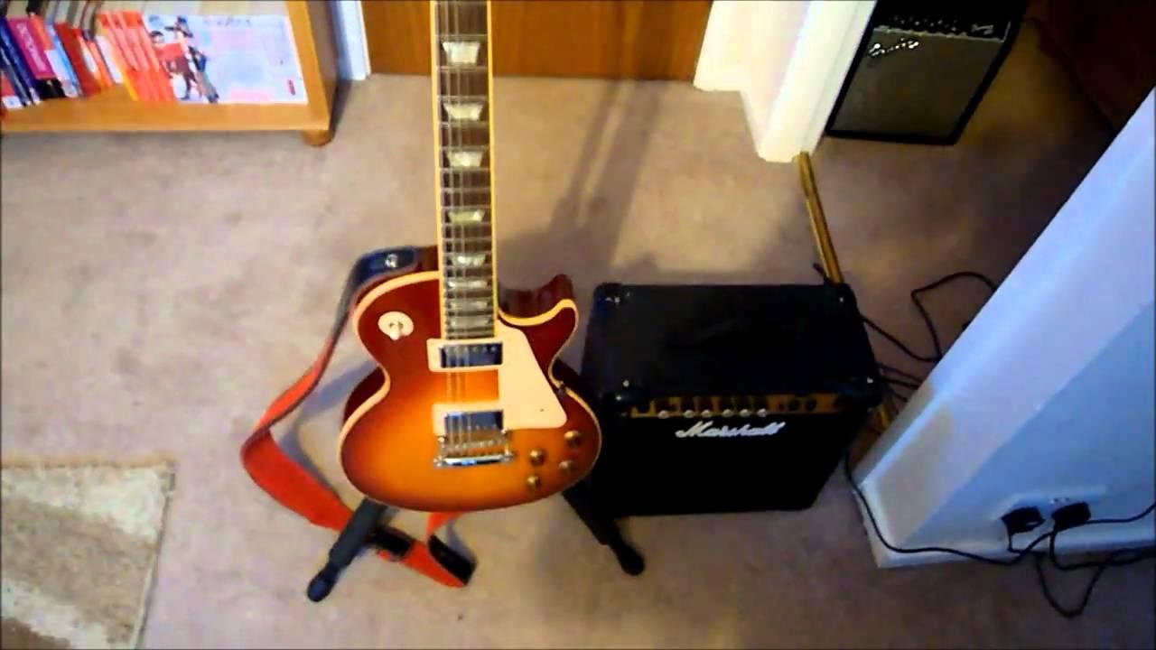 K-ON!! Yui Hirasawa's Guitar (Owned FINAL Ver 3!) - YouTube K On Yui Guitar
