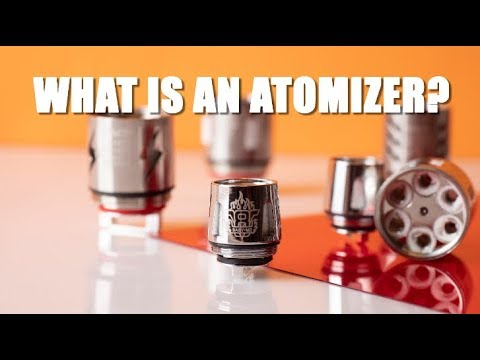 What is an Atomizer? | Vape Questions Answered