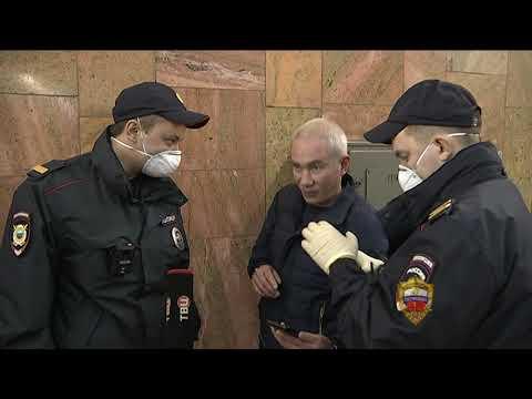 Рейд на станции метро Кузнецкий мост