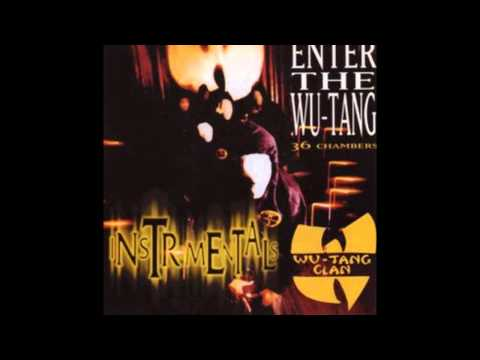 Wu-Tang Clan - Clan In Da Front [INSTRUMENTAL]