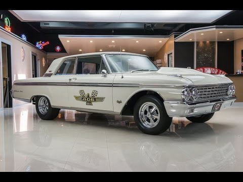 1962 ford galaxie for sale youtube. Black Bedroom Furniture Sets. Home Design Ideas