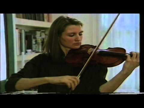 Viktoria Mullova: Interview (Prokofiev Violin Sonata No.1)