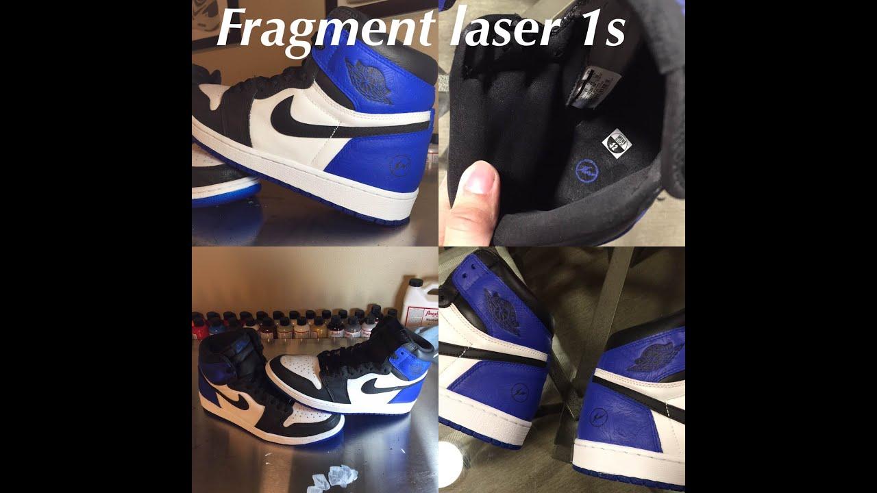 58d9b537d77 Fragment Laser 1 Custom. - YouTube