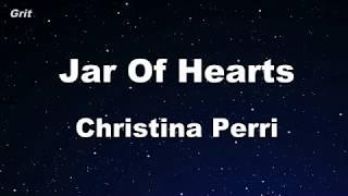 Jar Of Hearts - Christina Perri Karaoke 【No Guide Melody】 Instrumental